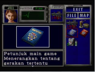 Resident Evil 3 Nemesis ISO