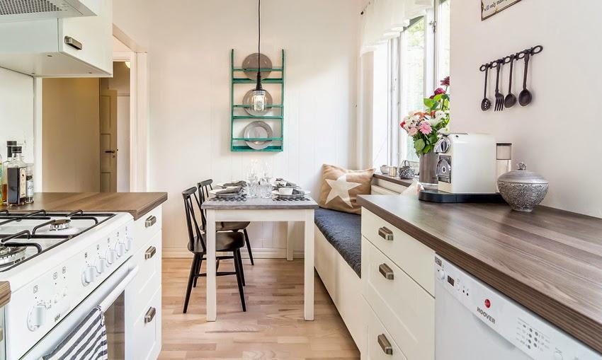 clido diseo interior de un hogar en suecia