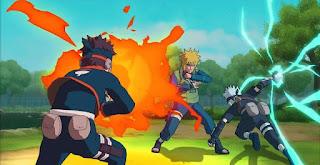 لعبة Naruto Shippuden Legends Akatsuki Rising جاهزة للتحميل