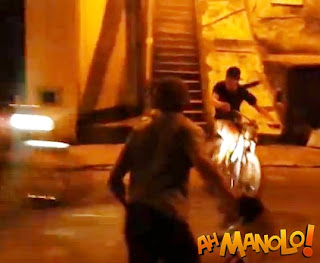 Video: Acidente chocante gravado sem querer