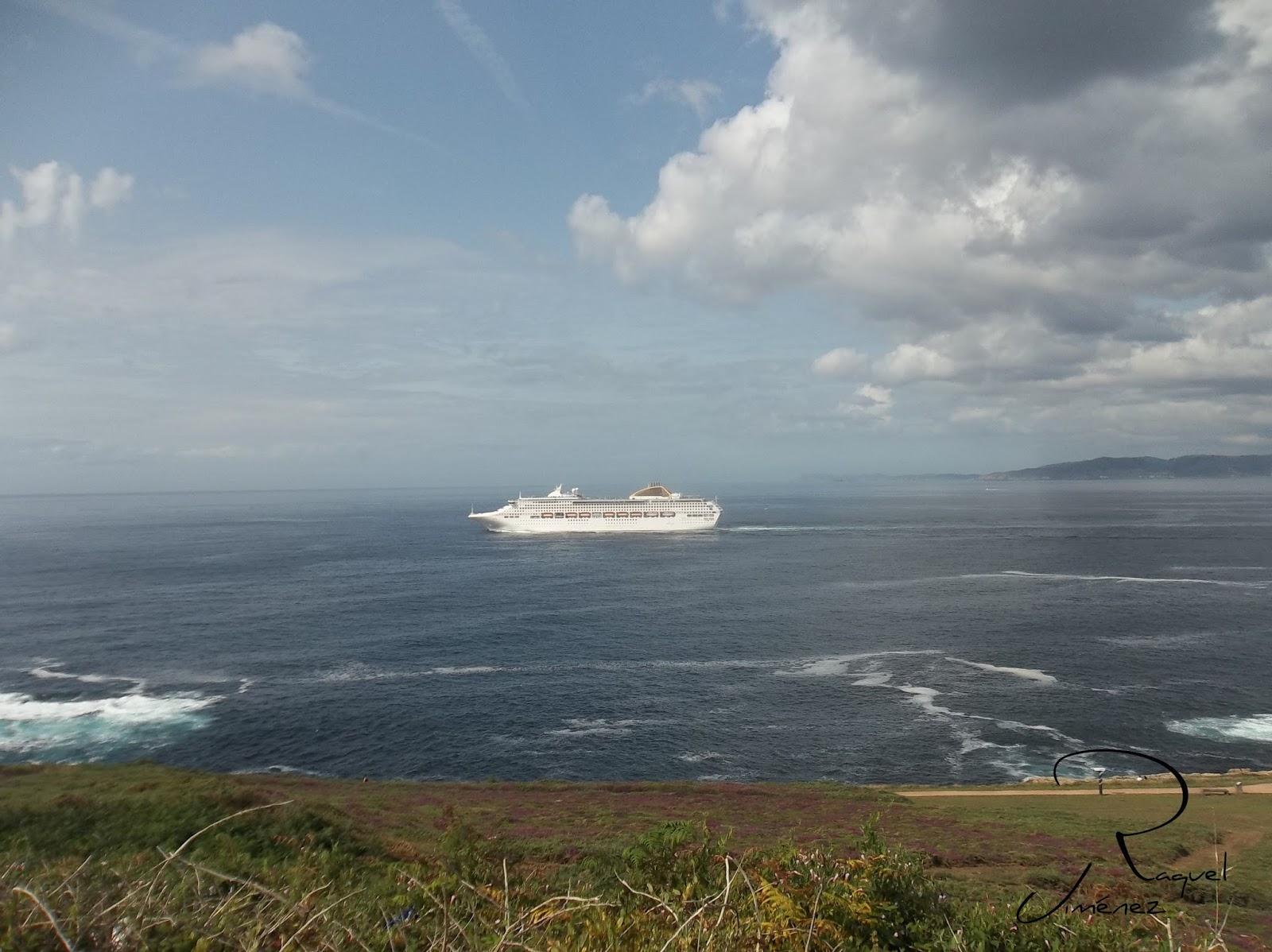 Crucero  en Coruña