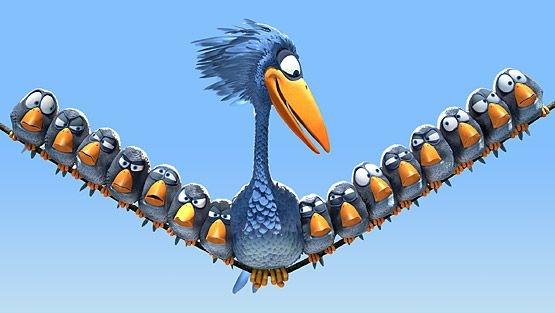 imágenes de pájaros · conlosochosentidos.es