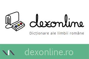 Dexonline, diccionario monolingüe de rumano