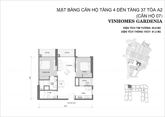 07 - Tòa A2 Vinhomes Gardenia