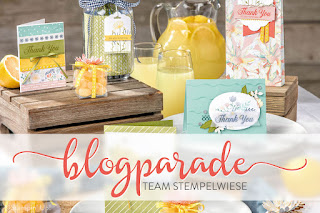 Blogparade Stempelwiese - Sommer, Sonne, gute Laune mit Stampin´ Up!
