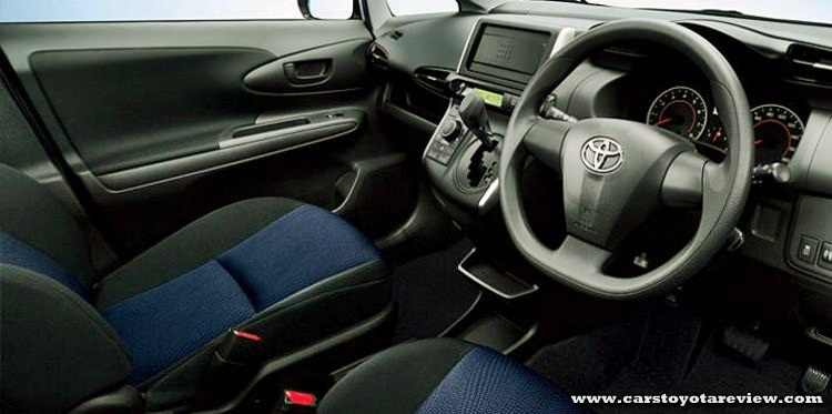 2016 Toyota Wish Review - A Small MPV