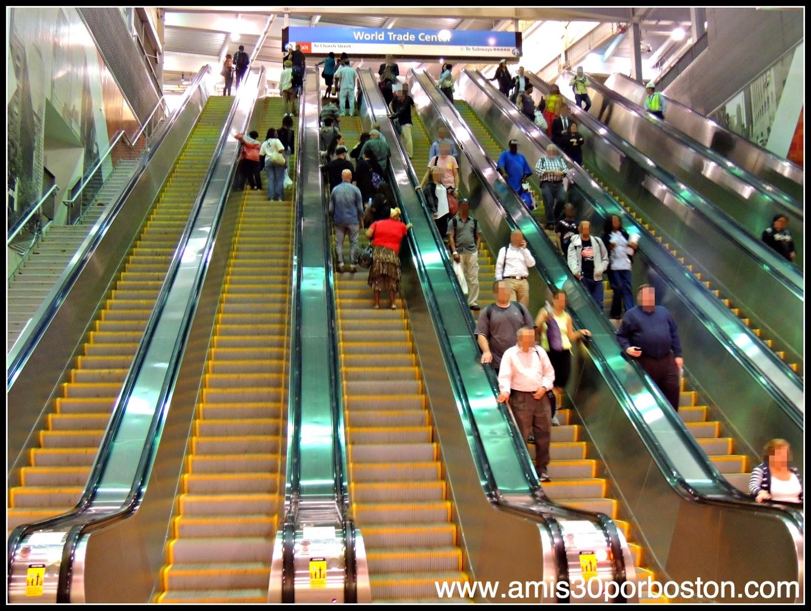 Segunda Visita a Nueva York: Metro