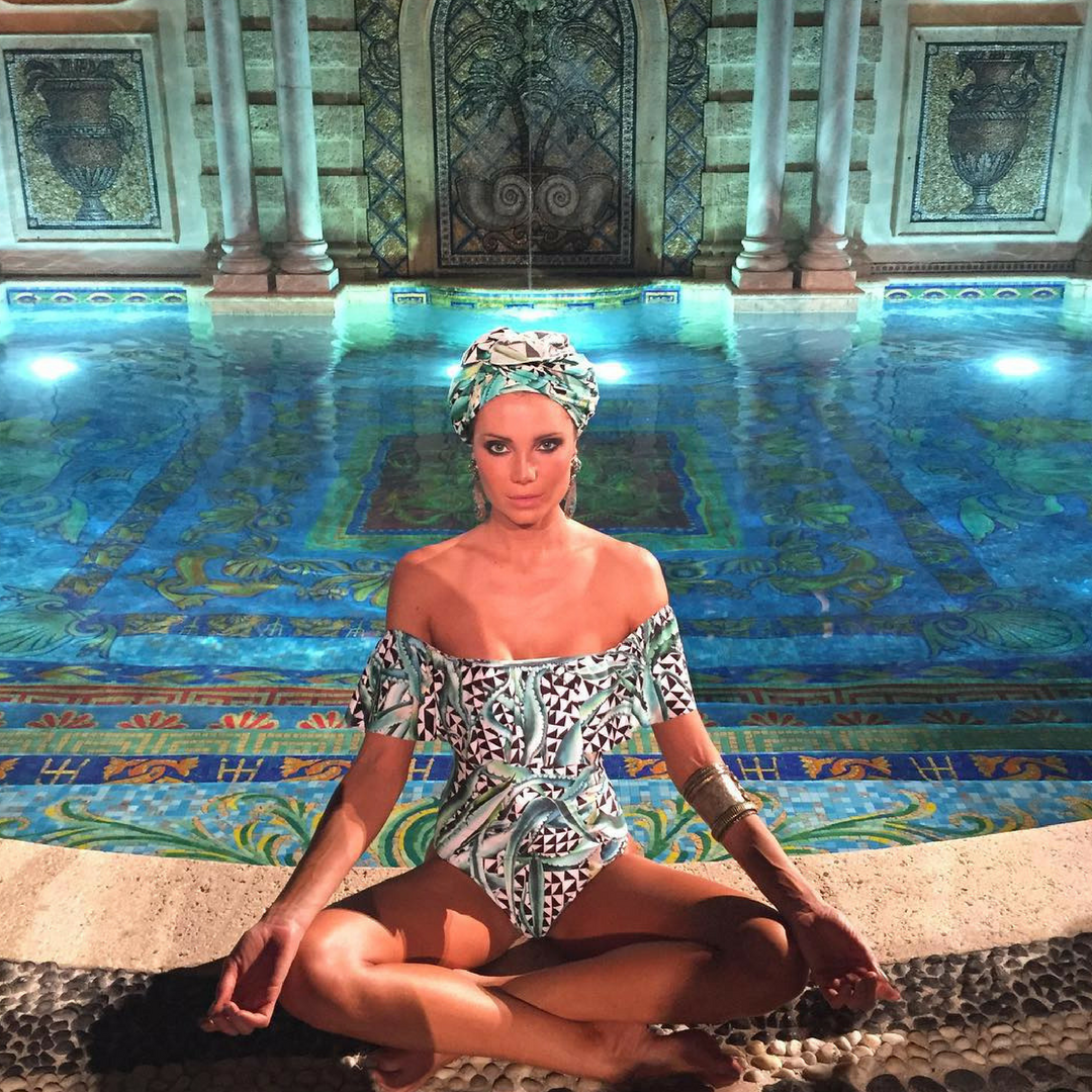 Gianni Versace South Beach mansion villa mosaic pool