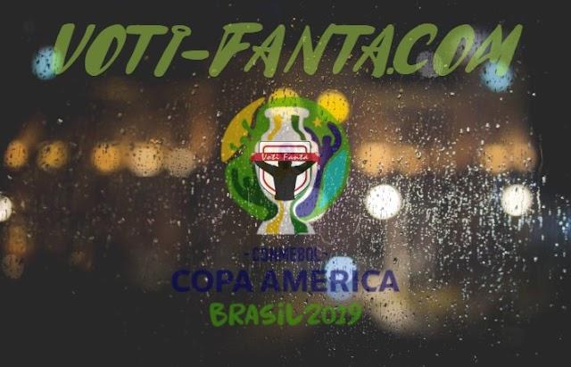 COPA AMERICA 2019: i voti delle semifinali