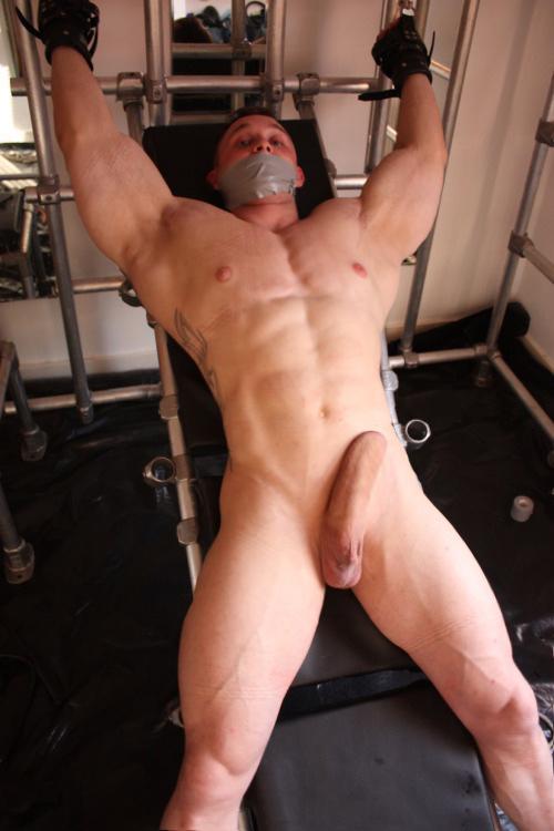 gay slave pain
