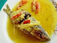 Resep Gulai Ikan Kembung Gurih