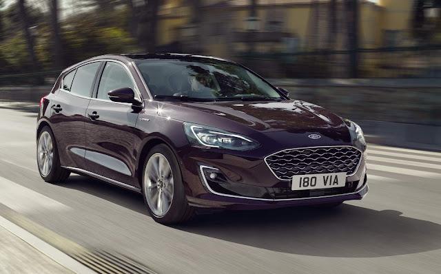 Novo Ford Focus 2020