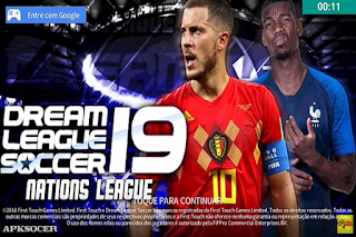 DLS 2019 v5.064 Mod UEFA Nations League