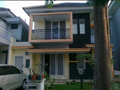 gambar rumah minimalis sederhana 2 lantai type 36