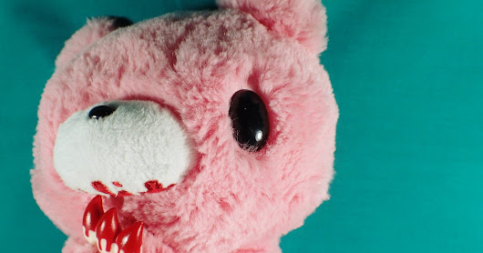 Plush Review - Gloomy Bear