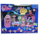 Littlest Pet Shop Large Playset Persian (#490) Pet