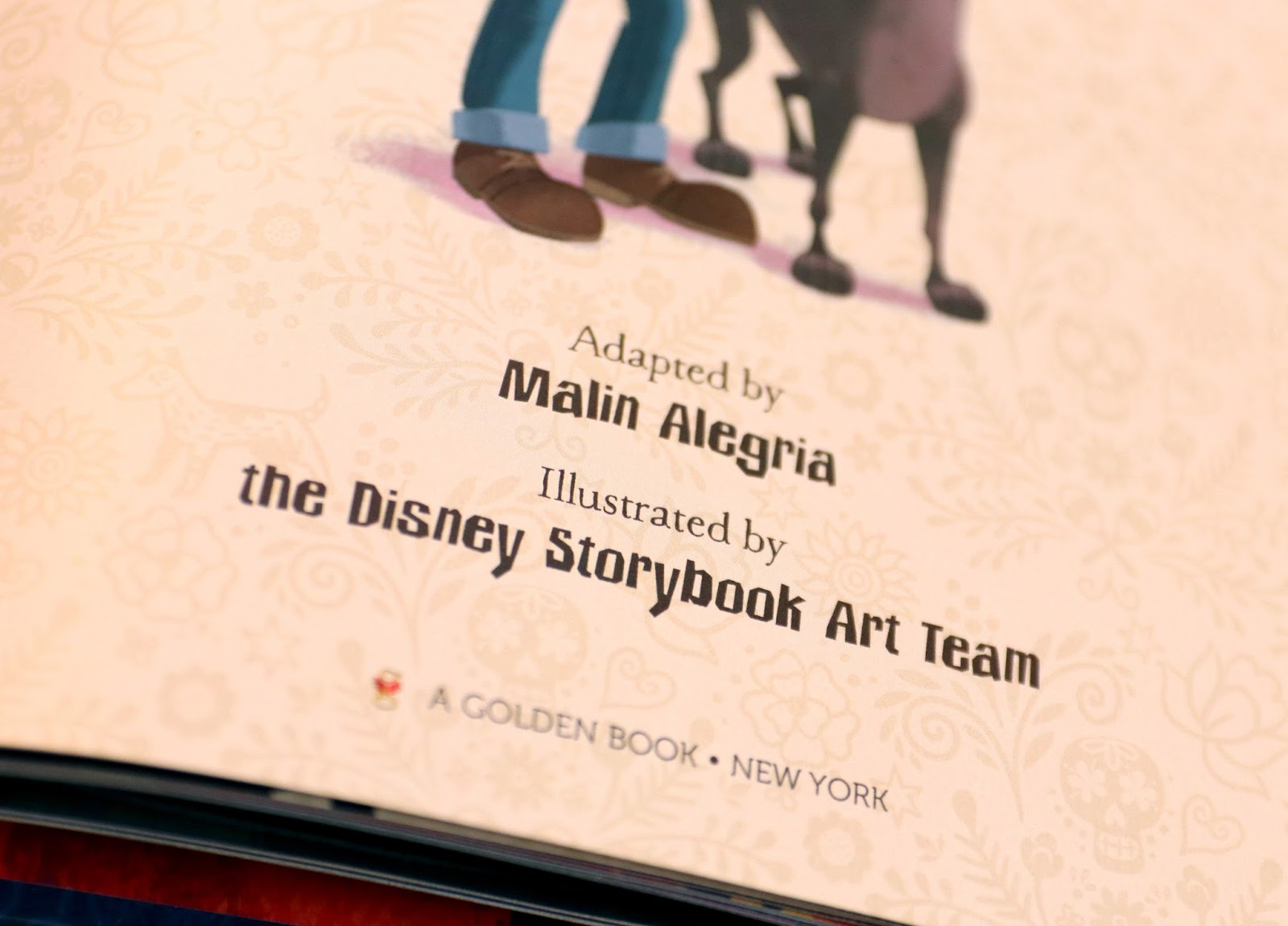 0766c131347 Dan the Pixar Fan  Coco  Big Golden Book