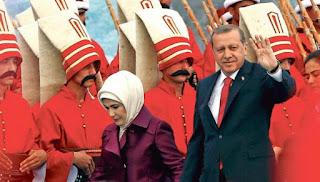 Η Τουρκία και ο Ερντογάν περιφρονούν τη Δύση