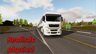 Heavy Truck Simulator Unlimited Money Mod Apk Data v1.910