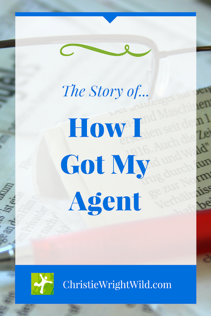 How I Got My Agent || how to connect with an agent | literary agents | resources for agents for picture book writers