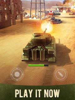 Download Game War Machines Tank Shooter Game APK