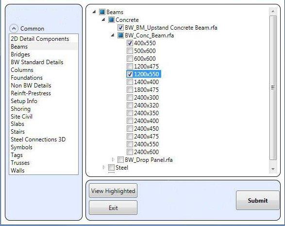 Revit Add-Ons: AEC Systems Productivity Suite for Revit
