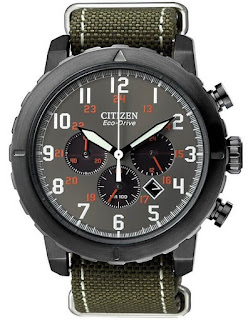 Citizen Eco-Drive Military CA4098-14H