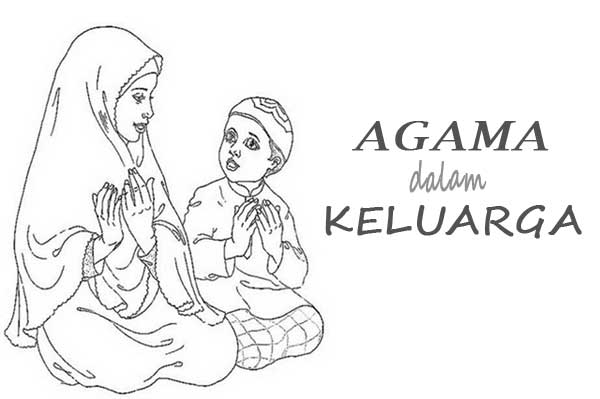 permasalahan pendidikan agama dalam keluarga