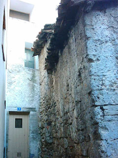 lo castellá, lo castellà, barrio, Beceite, Beseit, casco antiguo de Beceite 15