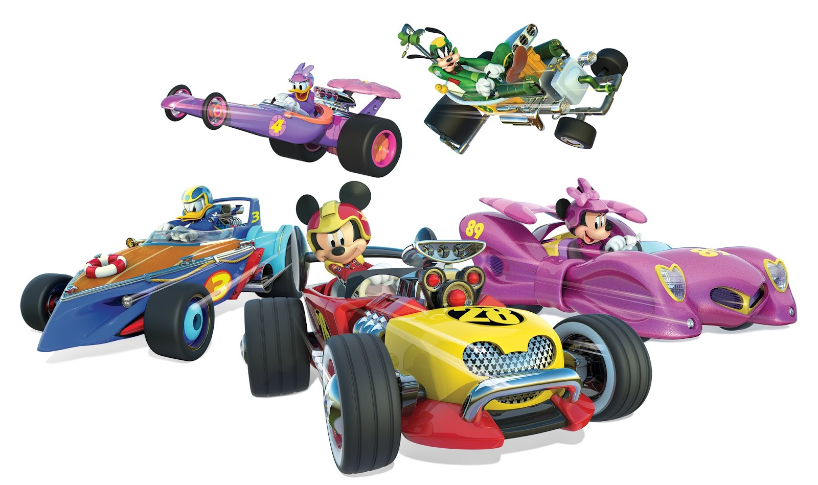 mickey and the roadster racers - HD1600×949