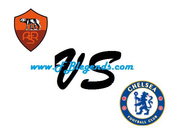 مشاهدة مباراة تشيلسي وروما بث مباشر في دوري أبطال أوروبا يوم 18-10-2017 مباريات اليوم chelsea fc vs as roma