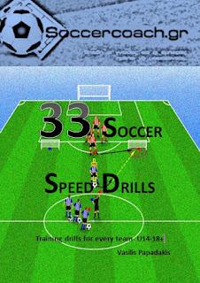 33 Soccer Speed Drills