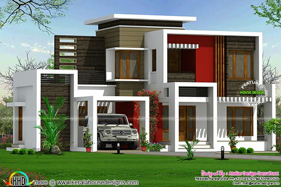 Budget contemporary home