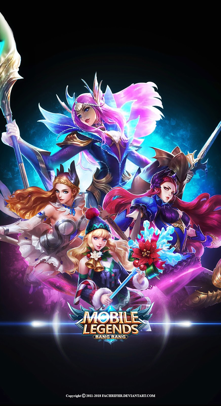 70 Wallpaper HD Mobile Legends Paling Baru 2018 Free Download