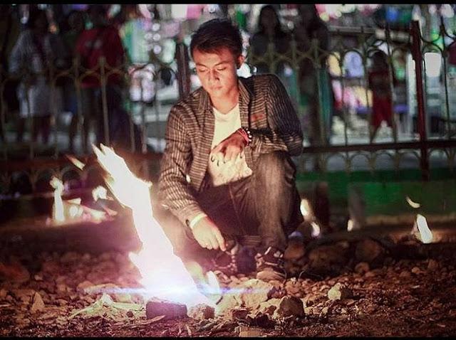 Api Tak Kunjung Padam, Wisata Paling Unik di Pamekasan Madura