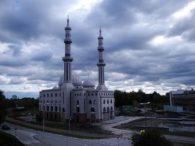 """Essalam Mosque """"Rotterdam, The Largest Mosque in Europe ..."""