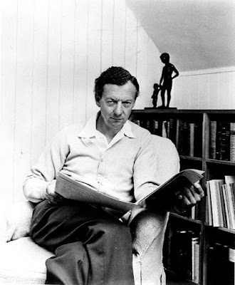 Britten in the mid-1960s, by Hans Wild
