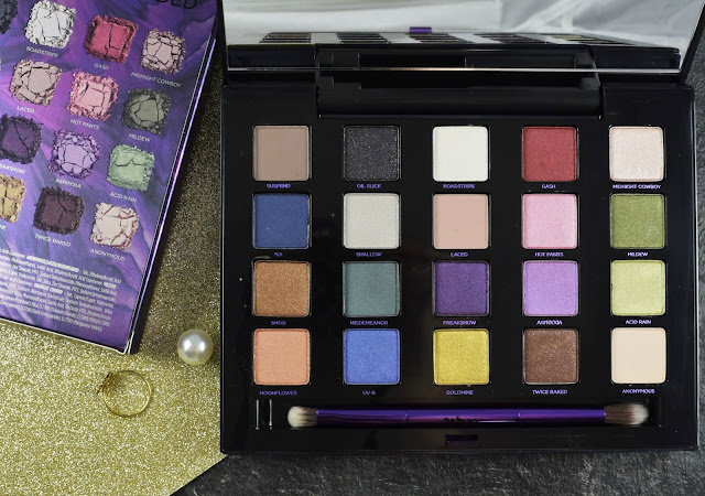 UD XX Vice Ltd Reloaded eyeshadow palette