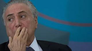 """El presidente brasileño consideró que el escándalo es parte de una """"conspiración""""."""