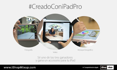 Concurso creando con IpadPro