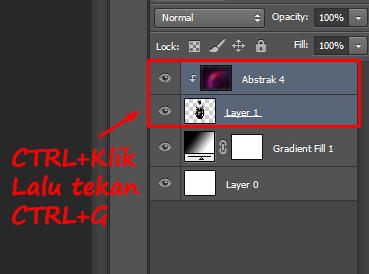 Tutorial Membuat Splatter Effect di Photoshop Part 2 18