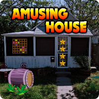 AvmGames Amusing House Escape