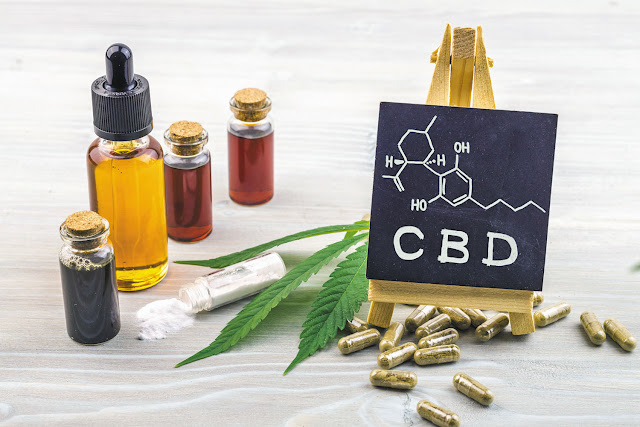 The Potential Health Benefits of CBD Oil