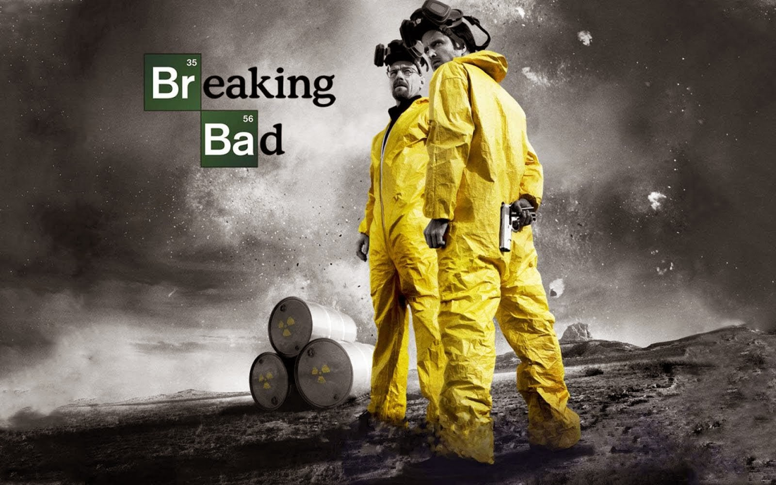 Breaking Bad 絕命毒師