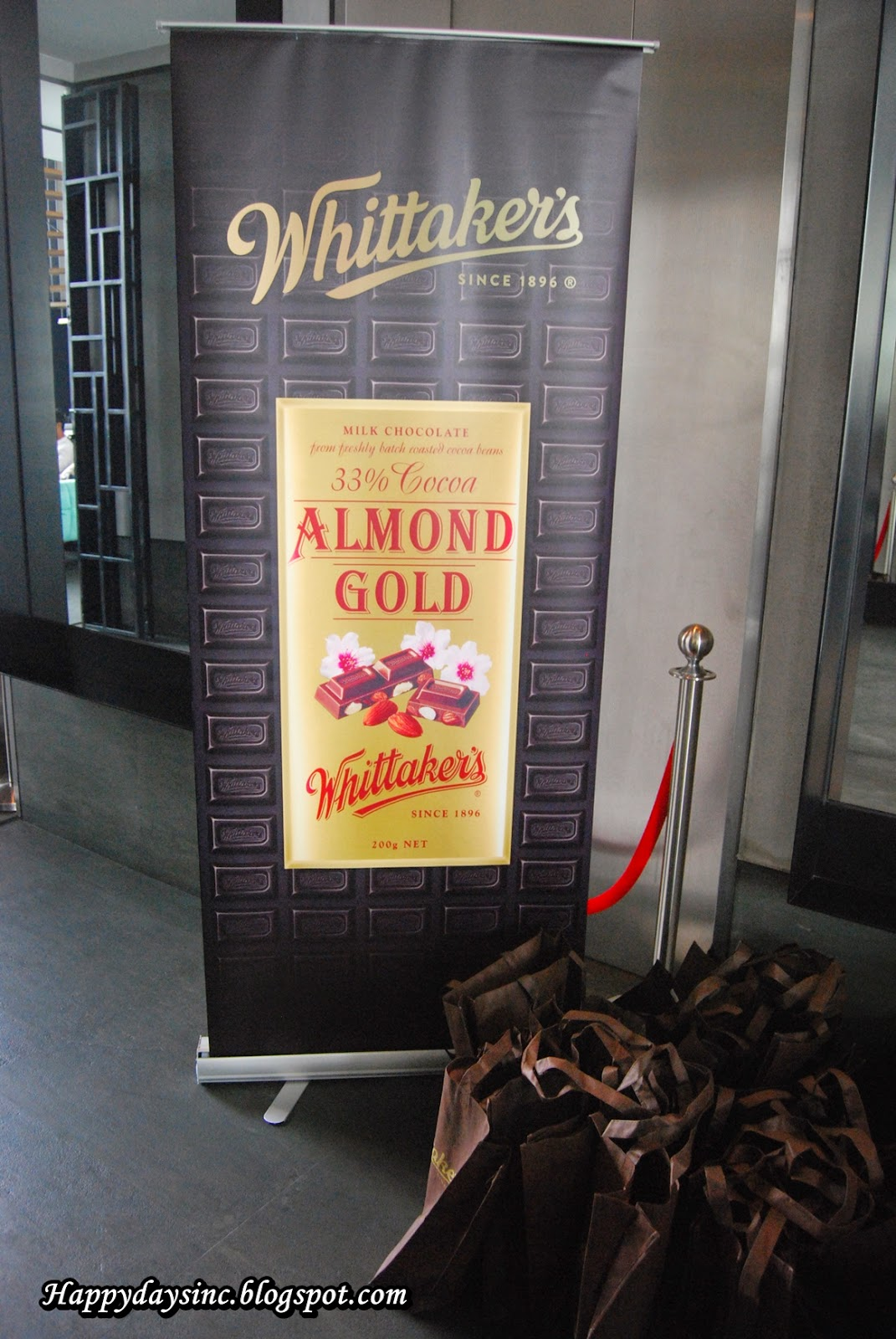 Sugoi Days Whittakers Chocolate Malaysia Launch