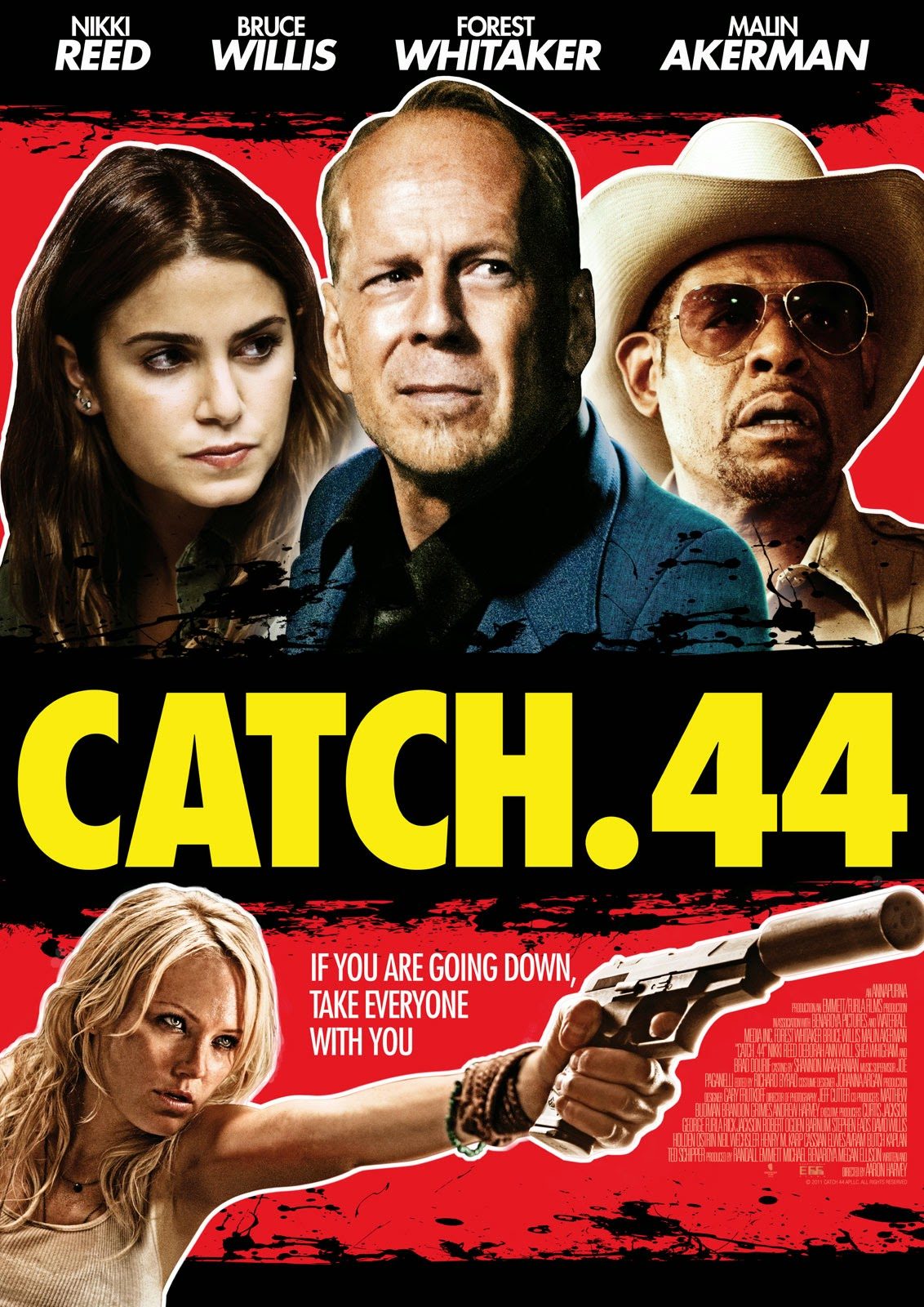 Catch .44 (2011) ταινιες online seires oipeirates greek subs