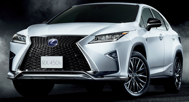 2018 Lexus RX 450h Specs, Redesign and Powertrain