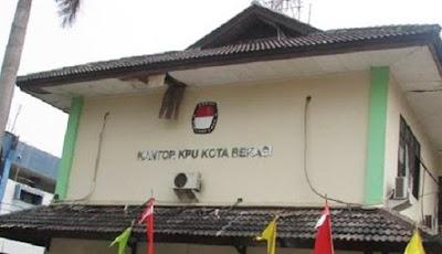 Monitor Bekasi - KPU Kota Bekasi