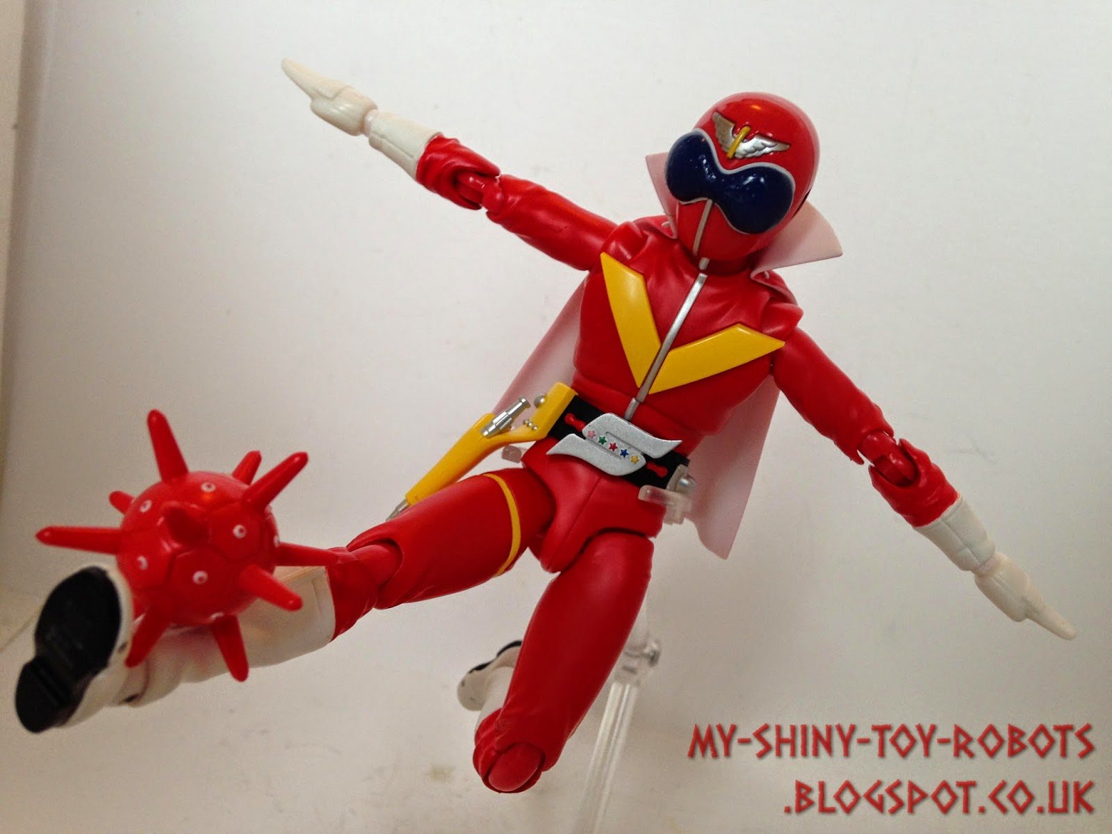 The Goranger storm ball
