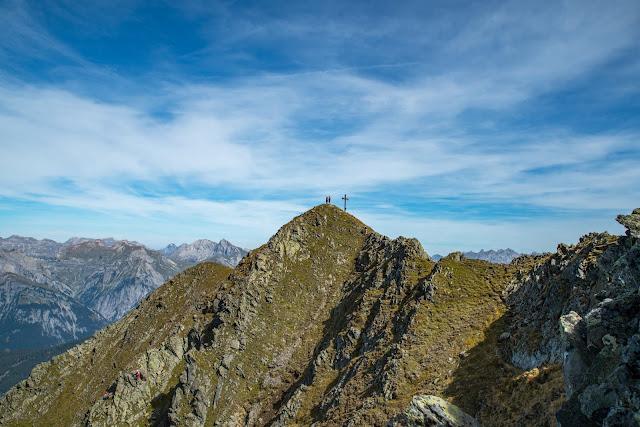 Seetalwanderung und Klettersteig Hochjoch  Silvretta Montafon 15